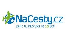 Portál internetovej cestovnej agentúry NaCesty.cz